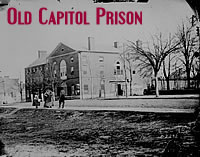 Old Capitol Prison - Washington